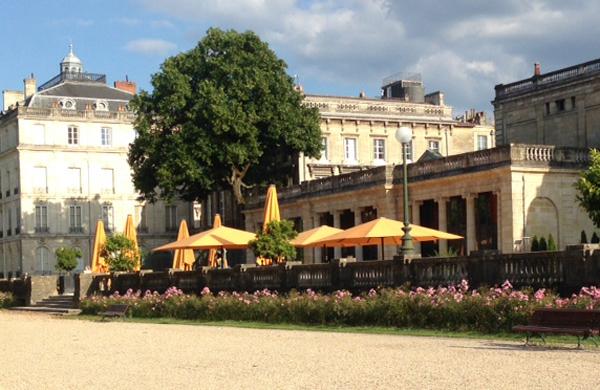 Actualit restauration avec l 39 orangerie du jardin public - Restaurant jardin de l orangerie strasbourg ...