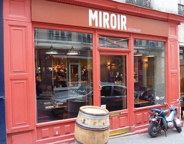 Le miroir paris myprivatedeal for Le miroir restaurant montmartre